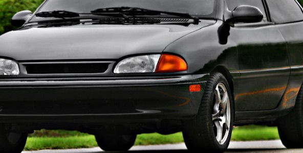 Ford Aspire Gallery